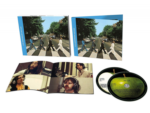 The Beatles. Abbey Road - 50th Anniversary (Limited Edition). 2 CDs.