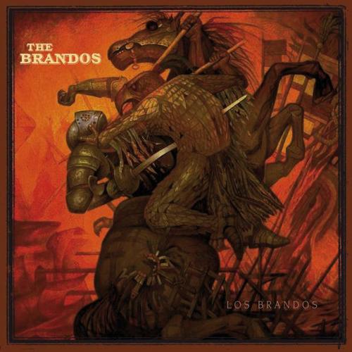 The Brandos. Los Brandos. Vinyl-LP.
