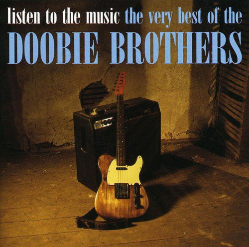 The Doobie Brothers. Listen To The Music - The Very Best. CD.