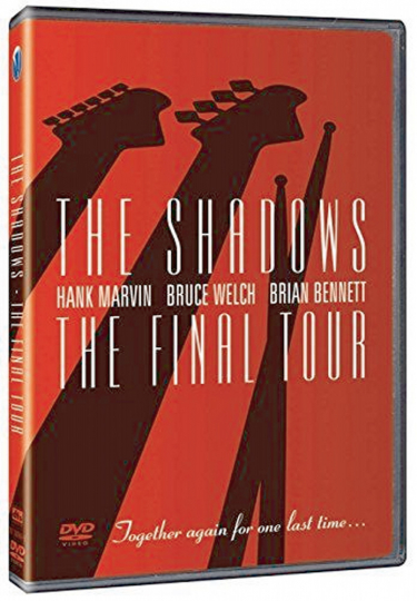 The Shadows. The Final Tour. DVD.