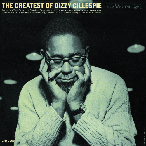 The Greatest of Dizzy Gillespie. CD.