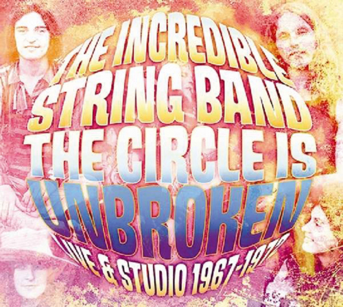 The Incredible String Band. The Circle Is Broken. 2 CDs.