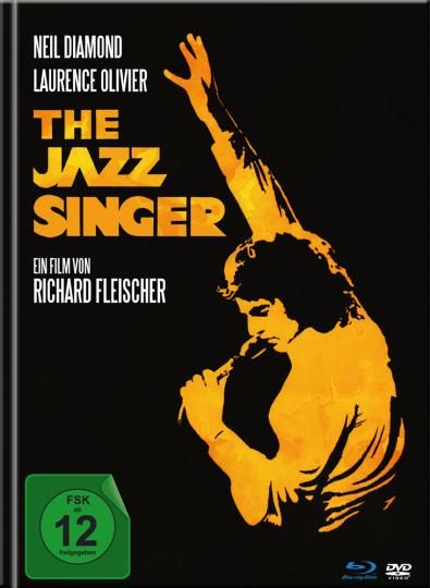 The Jazz Singer. DVD.