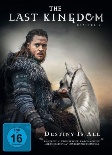 The Last Kingdom – Staffel 2 (4 DVD)