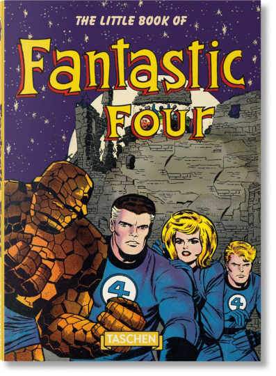 The Little Book of Fantastic Four.