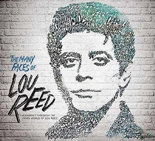 The Many Faces of Lou Reed. 3 CDs.