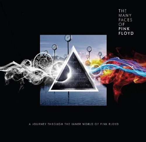 The Many Faces of Pink Floyd. A Journey Through The Inner World of Pink Floyd. 3 CDs.