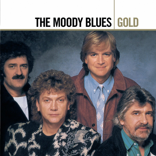 The Moody Blues. Gold. 2 CDs.