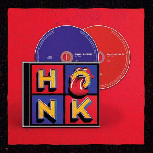 The Rolling Stones. Honk. 2 CDs.