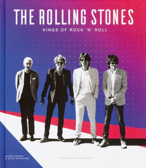 The Rolling Stones. Kings of Rock'n Roll.