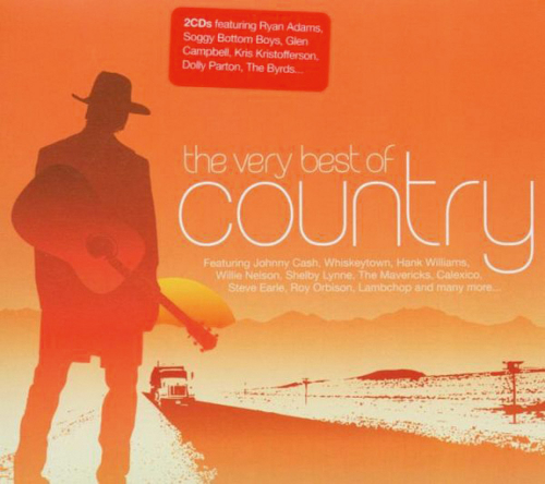 The Very Best Of Country. 2 CDs.