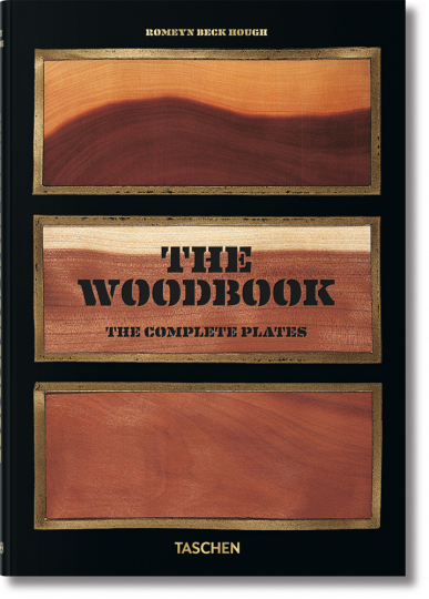 The Woodbook. The Complete Plates. Alle Furniermuster von Romeyn Beck Hough.