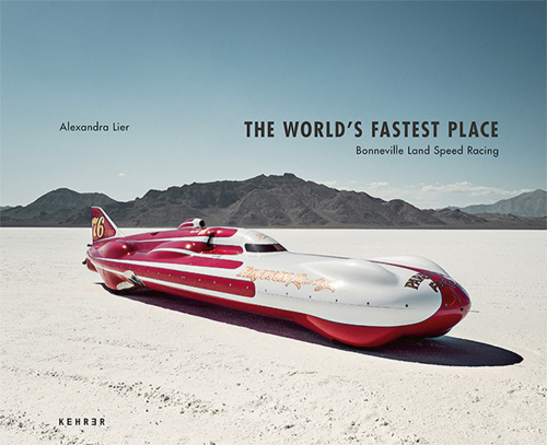 The World's Fastest Place. Bonneville Landspeed Racing.