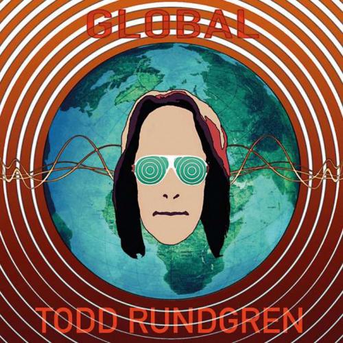 Todd Rundgren. Global (Deluxe Edition). 1 CD, 1 DVD.