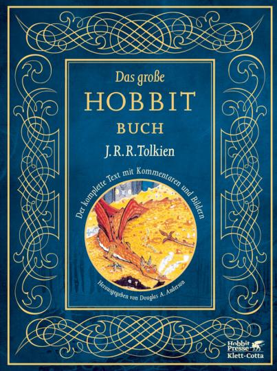 Tolkien , Das große Hobbit Buch (M)