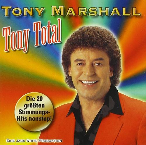 Tony Marshall. Tony Total. CD.