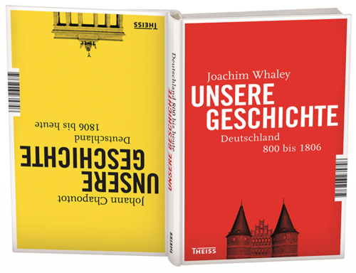 Unsere Geschichte. Deutschland 800 bis heute.