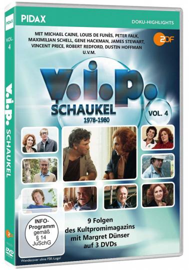 V.I.P. Schaukel - Vol. 4. 3 DVDs