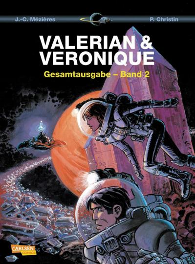 Valerian und Veronique. Gesamtausgabe. Sammelband 2.