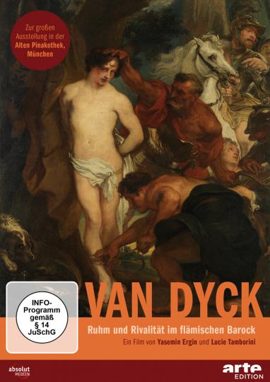 Van Dyck. Ruhm und Rivalität im flämischen Barock. DVD.