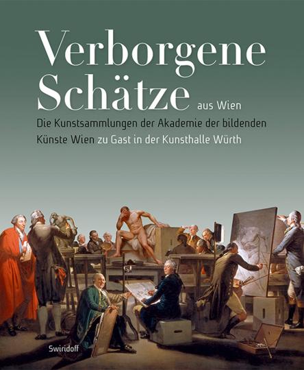 Verborgene Schätze aus Wien. Die Kunstsammlungen der Akademie der bildenden Künste Wien zu Gast in der Kunsthalle Würth.