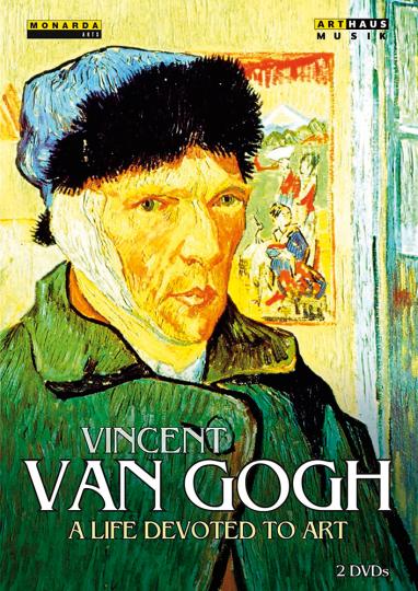 Vincent van Gogh. Ein Leben für die Kunst. 2 DVDs.