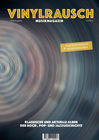 Vinylrausch Musikmagazin. Plattenportraits und Musikanalysen.
