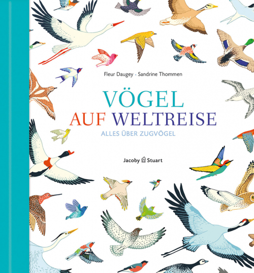 Vögel auf Weltreise. Alles über Zugvögel.