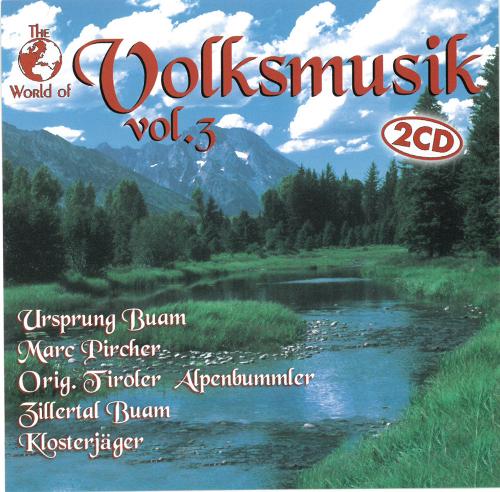 Volksmusik - Vol. 3 2 CDs