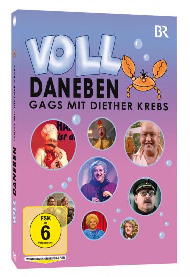 Voll Daneben - Gags mit Diether Krebs. DVD