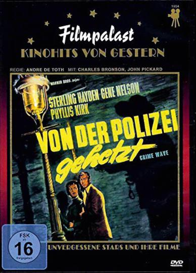 Von der Polizei gehetzt. DVD.
