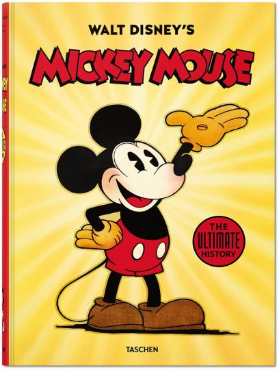 Walt Disney's Mickey Mouse. Die vollständige Geschichte.
