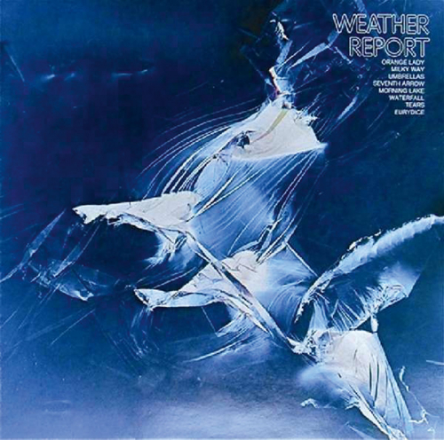 Weather Report. Weather Report. CD.