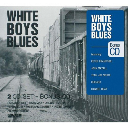 White Boys Blues. 3 CDs.