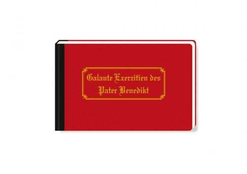 Wilhelm von Kaulbach (1805-1874) zugeschrieben. Galante Exerzitien des Pater Benedikt. Vorzugsausgabe.