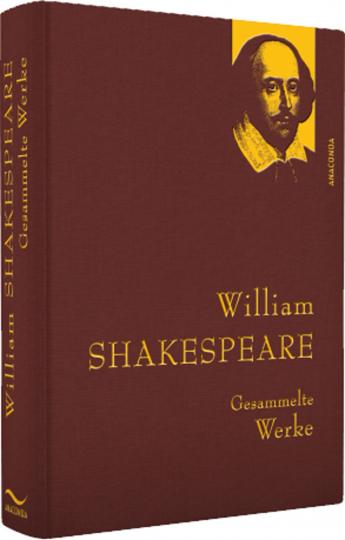 William Shakespeare. Gesammelte Werke.