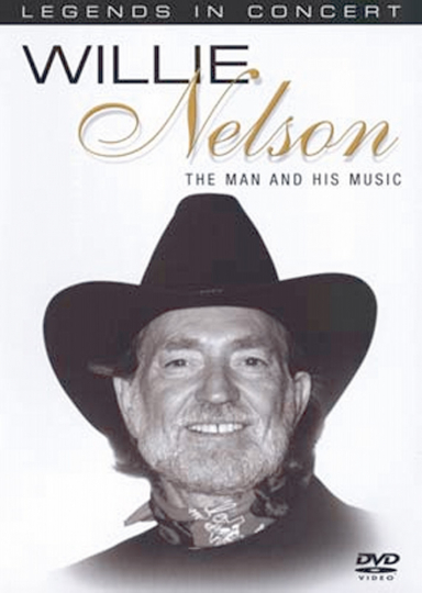 Willie Nelson - The Man and his Music. DVD.