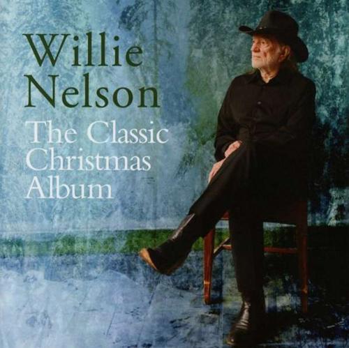 Willie Nelson. The Classic Christmas Album. CD.