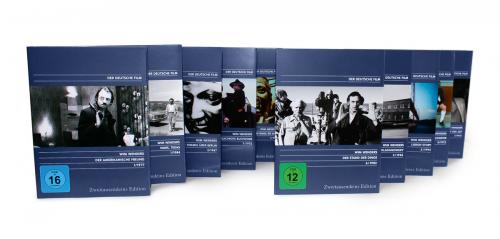 Wim Wenders Paket. 10 DVDs