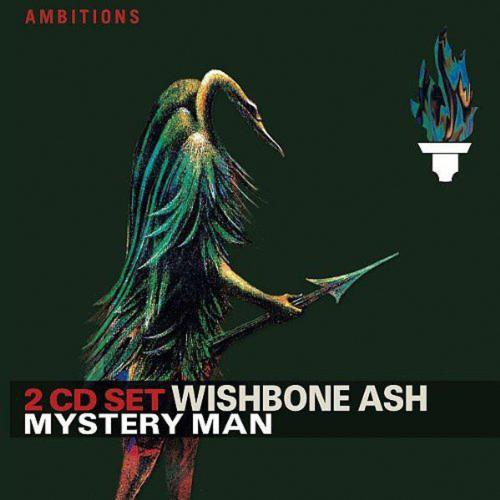 Wishbone Ash. Mystery Man. 2 CDs.
