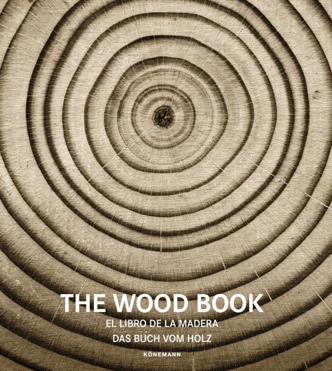 Wood Book. Das Buch vom Holz.