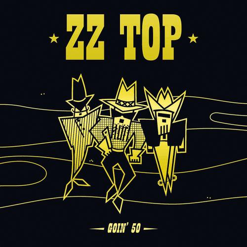 ZZ Top. Goin' 50. 3 CDs.
