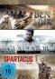 Ben Hur / Gladiator / Spartacus. 3 DVDs. Bild 1