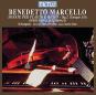 Benedetto Marcello. Sonaten für Flöte & Basso op.2. CD. Bild 1