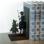 Buchstütze »Don Quichotte«. Bild 1