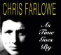 Chris Farlowe. As Time Goes By. CD. Bild 1