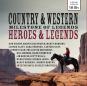 Country & Western. Heroes & Legends. 10 CDs. Bild 1