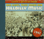 Dim Lights, Thick Smoke & Hillbilly Music 1947. CD. Bild 1