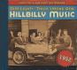 Dim Lights, Thick Smoke & Hillbilly Music 1952. CD. Bild 1