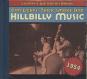 Dim Lights, Thick Smoke & Hillbilly Music 1954. CD. Bild 1
